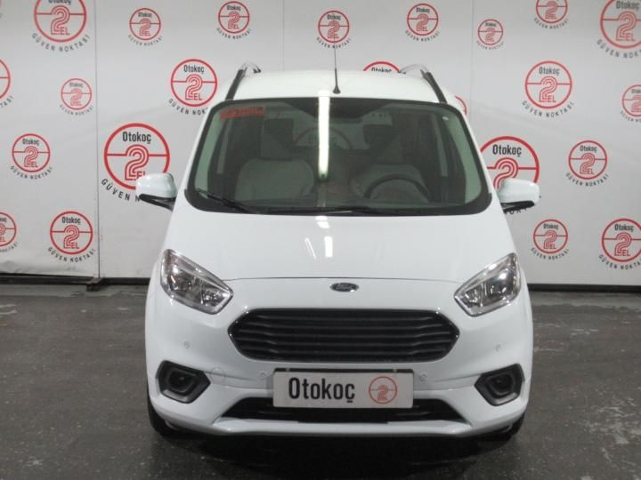 İkinci El   FORD TOURNEO COURIER