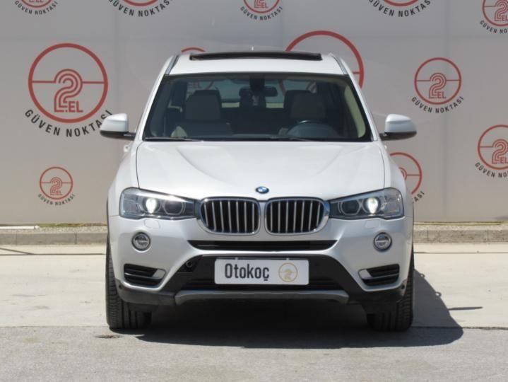 İkinci El   BMW X3