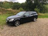 2011 Mercedes-Benz C220T CDI BE Stationcar