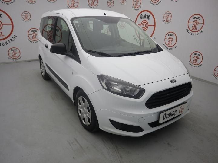ford tourneo courier journey 1.6 l tdci 95ps trend