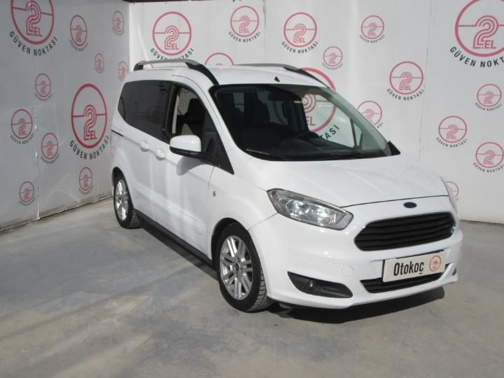 İkinci El   FORD TOURNEO COURIER JOURNEY